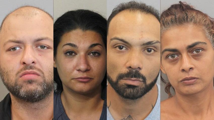 Nick Stanley, Monica Mito, Sam Yonko y Sue Ellen Stanley son buscados por las autoridades. Se cree que estarían en Michigan.