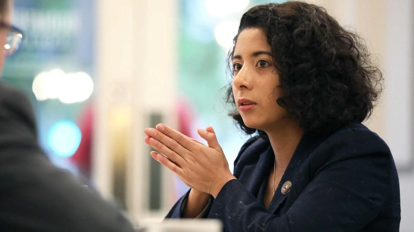 La administradora Lina Hidalgo.
