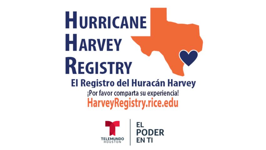 Hurricane Harvey Registry WEB