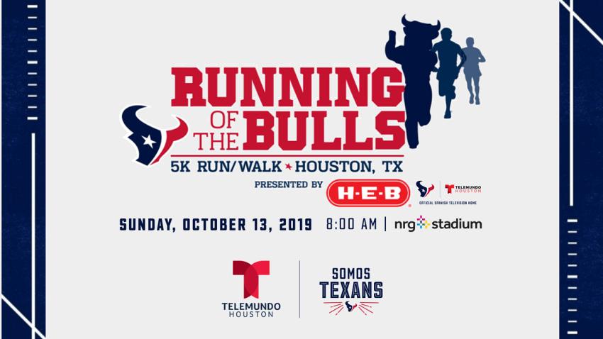 Running of the Bulls 2019