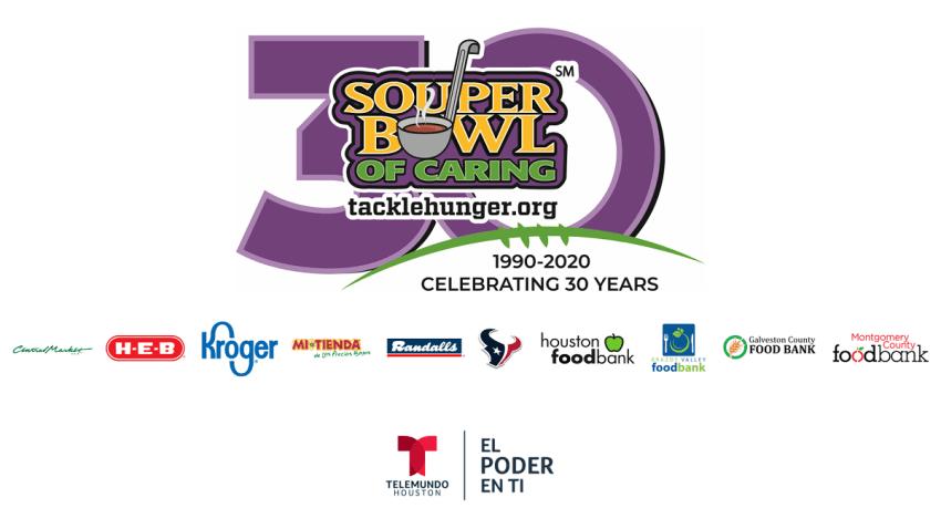 Souper Bowl of Caring - celebrando 30 años