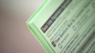 texas voter registration application