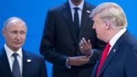 ¿Otra vez? Aseguran que Rusia impulsa la campaña de Trump