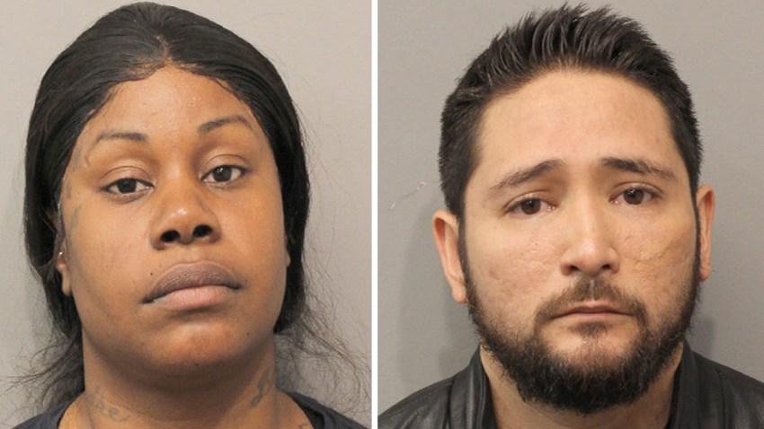 Tiffany Henderson y Geoffrey Wheeler volvieron a la cárcel