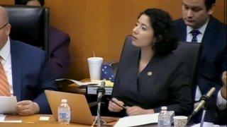 Lina Hidalgo empezó su segundo año de administración del Condado Harris con nuevos retos.
