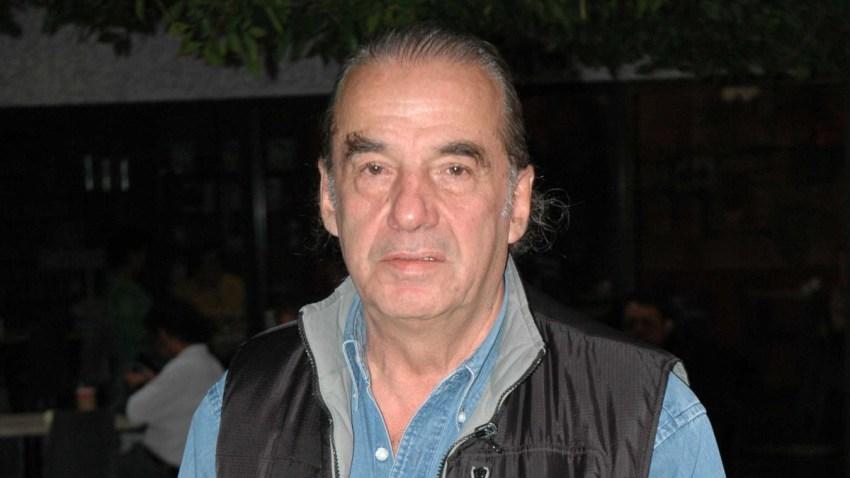 El cantautor mexicano Óscar Chávez