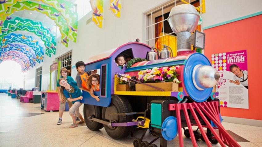 El Museo de los Niños de Houston es una de las principales atracciones de la ciudad.