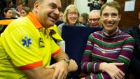 """""""Milagro"""", revive tras un paro cardíaco de seis horas en España"""