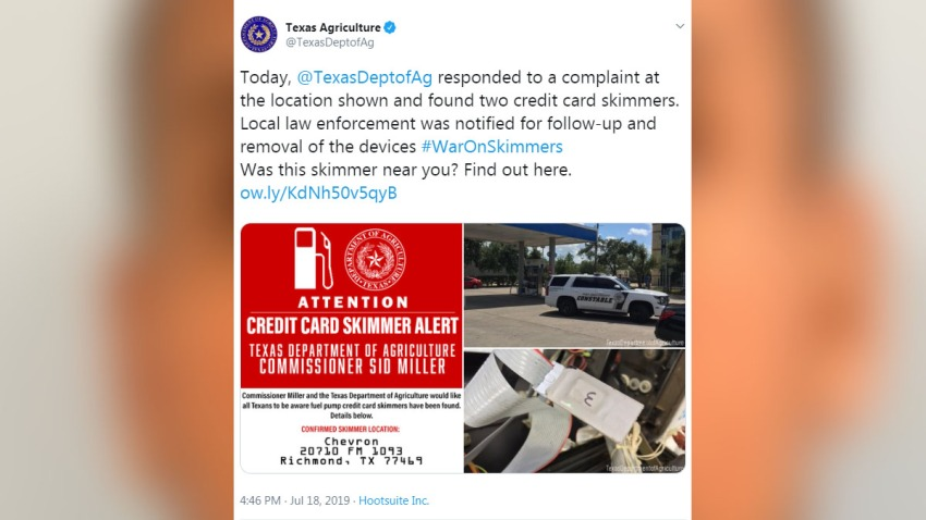 richmond credit card skimmers for web