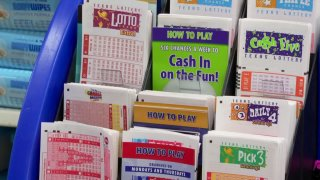 texas lottery papers
