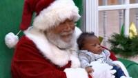 Psiquiatra crea app para encontrar Santas afroamericanos en EEUU