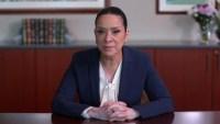 """""""No puede ser en vano"""": jueza hispana habla tras la muerte de su hijo"""