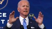 Biden presenta su plan de estímulo económico que incluye más pagos directos