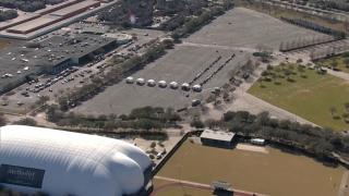 Vaccine Site in Houston
