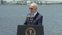 """Biden dice estar """"harto"""" de que las grandes empresas no paguen impuestos """"justos"""""""
