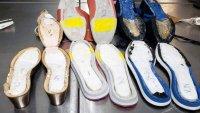 Droga en los tacones: hallan $40,000 en cocaína en los zapatos de una joven