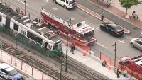 Colisión entre dos trenes deja más de 20 heridos en Boston