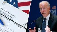 Plan migratorio de Biden sufre nuevo revés: no podrá ser incluido en el paquete presupuestal