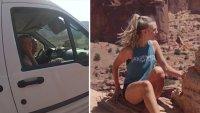 """""""La abofeteó"""": revelan llamada al 911 sobre incidente entre Gabby Petito y su prometido en Utah"""