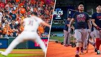 Los horarios de los juegos de los Astros contra los Red Sox