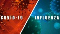 ¿Se pueden recibir las vacunas de gripe y COVID-19 al mismo tiempo?