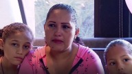 """""""Era huir o morir""""; desiste de EEUU y busca a México"""