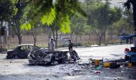 Bombazo suicida causa masacre frente a universidad afgana