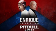 Enrique Iglesias y Pitbull EN VIVO