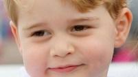 El duque y la duquesa de Cambridge han publicado una foto del príncipe George para celebrar su quinto cumpleaños.