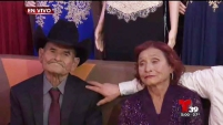 Telemundo 39 entrevistó a los abuelos paternos de la joven, quienes viven en Dallas, Texas.