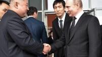 Ambos líderes culminaron su primer encuentro en la ciudad rusa de Vladivostock.