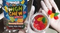 La Policía de la ciudad y los agentes de la DEA y AFT decomisaron los dulces con marihuana de una vivienda en Lindberg Ave. Aquí los detalles: