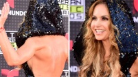 """Los Latin AMAs regresan este 6 de octubre, y aquí repasamos los looks de """"La Novia de América"""" en los premios."""