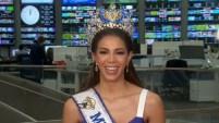 Conoce a Thalía Olvino, representante de uno de los países con más coronas en la historia de Miss Universo.