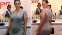 En fotos, modelo de más de 200 libras engalana nueva edición de trajes de baño de la revista.