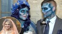 Seis parejas ganaron un concurso para celebrar sus bodas el viernes 13.