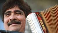 """Celso Piña, conocido como """"El rebelde del acordeón"""", falleció este miércoles a los 66 años a consecuencia de un..."""