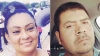 El cuerpo de la mujer fue encontrado en una zona boscosa y cámaras de vigilancia captaron el momento donde el hombre presuntamente abandonó su cuerpo. Aquí todos