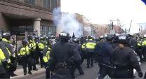 En la capital hubo conatos de violencia y arrestos masivos. En otras ciudades del país también se registraron manifestaciones.
