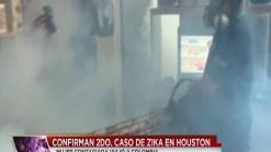 Confirman 2do caso de Zika en área de Houston