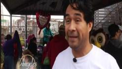 Ángel comunitario promueve el amor al prójimo