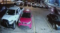 Ladrones roban varios autos de concesionario