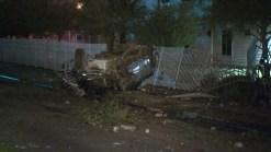 FOTOS: Mortal accidente en Pasadena