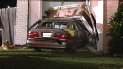 FOTOS: Racha de violentos accidentes en Houston