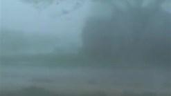 Torrenciales lluvias en Condado Brazoria