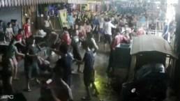 Agreden a turistas en Tailandia