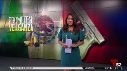 Cartel criminal dice que vengará masacre en Minatitlán