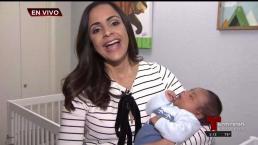 Crystal Ayala nos presenta a su hijo Mateo