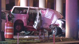 Inocente muere en caso de ira al volante al norte de Houston