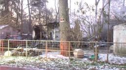 Infierno tras la nevada: madre y dos hijos mueren atrapados en casa móvil